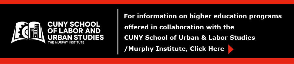 cuny banner black